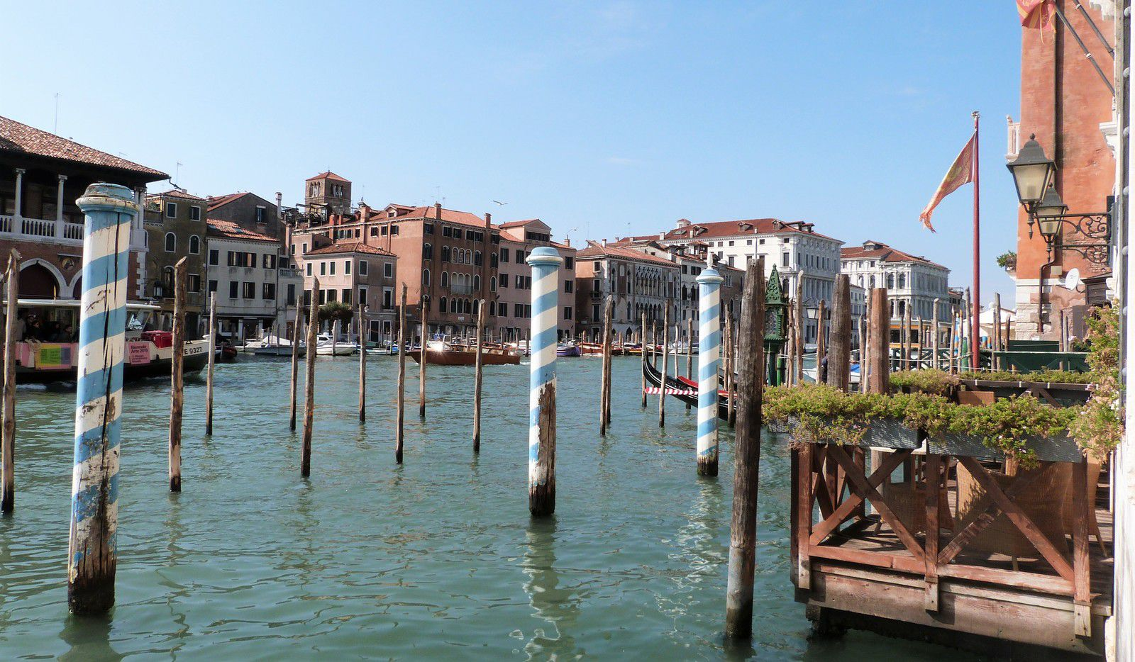 Venise, voyage, Grand Canal