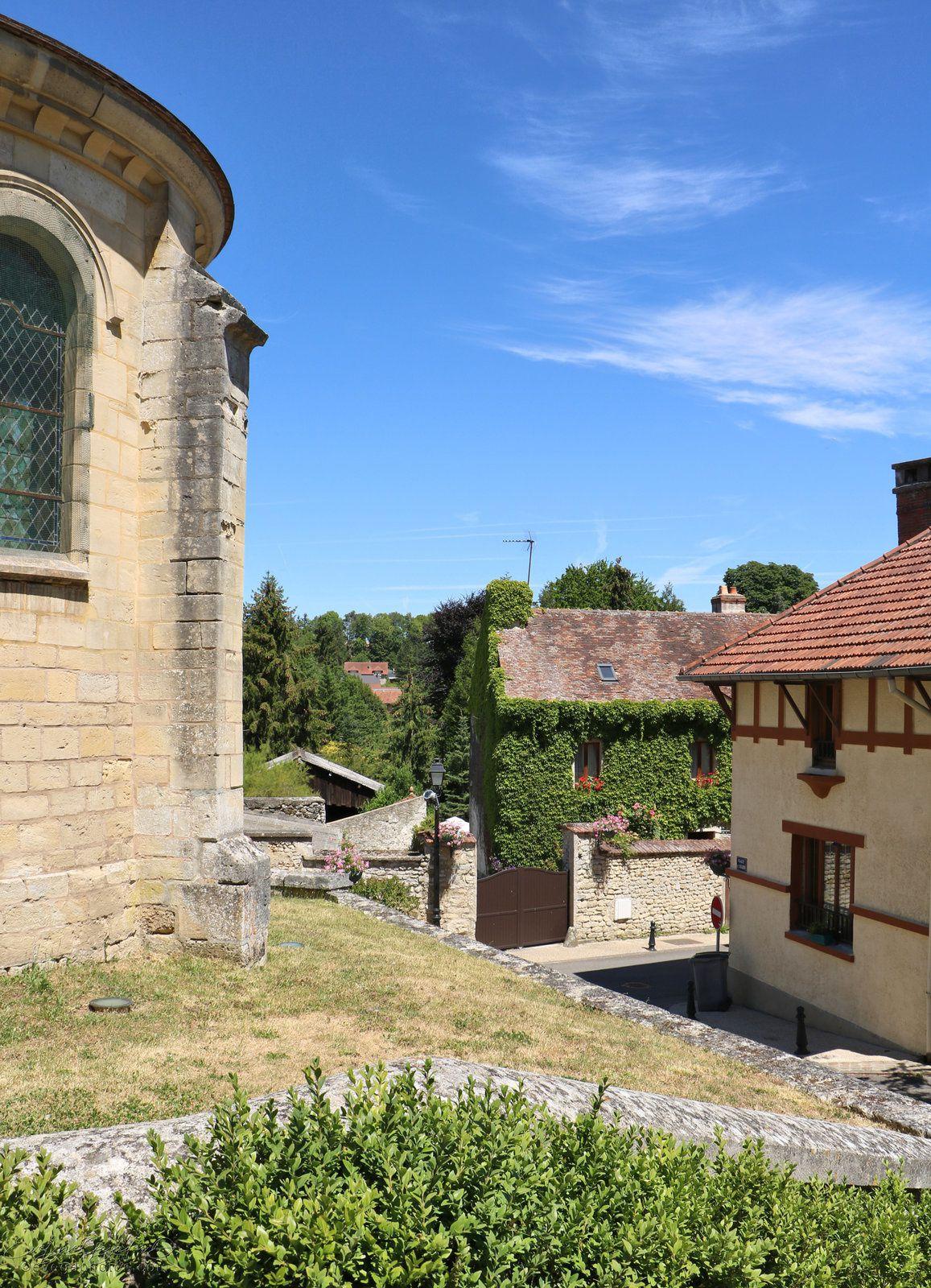 Un Village du Vexin Français..