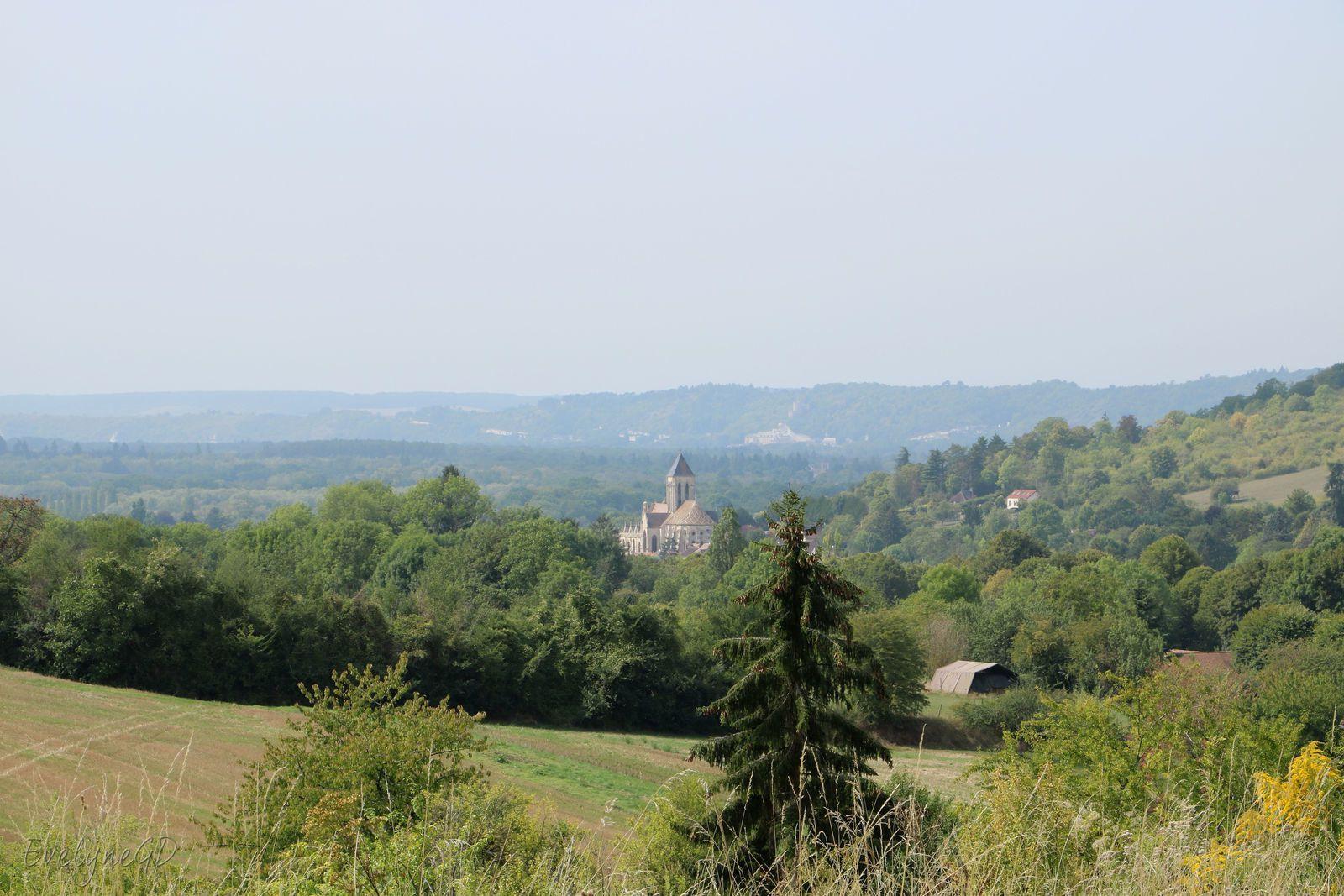 L'église de Vétheuil (95)
