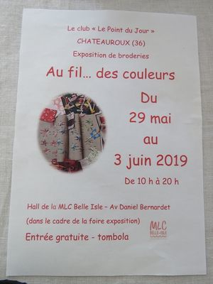 Exposition Chateauroux
