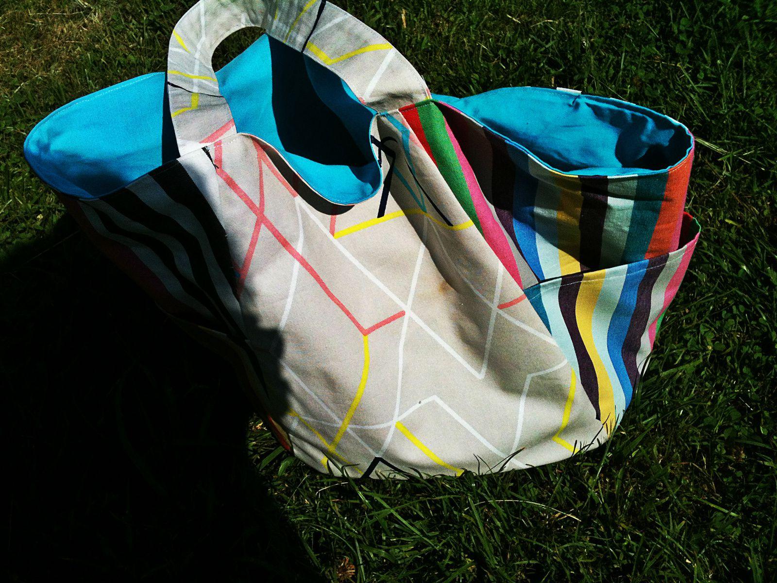 Pour aller au lac, faut un sac!