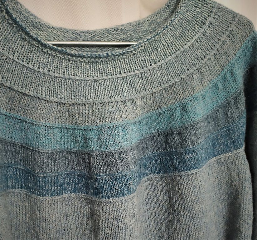 """L'Estonien [ou """"qu'est-ce que je pourrais bien faire de toute cette laine ?""""]"""