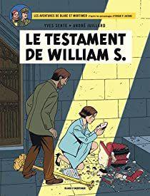 Les aventures de Blake et Mortimer-Tome 24:Le Testament de William S [Sente, Yves et Juillard André] Ob_8d5ae6_51yitghwt0l-sx210