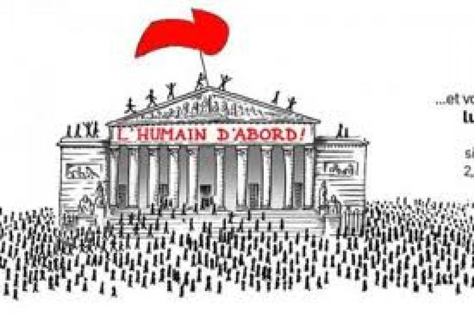 LES JOURS D'APRES IMPORTANTE DECLARATION SYNDICALES ET ASSOCIATIVES