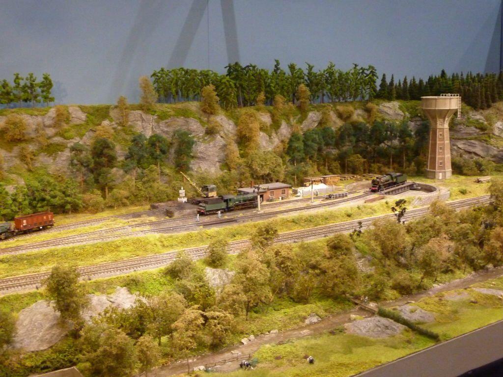 Grande Expo Train Miniature à Louvain