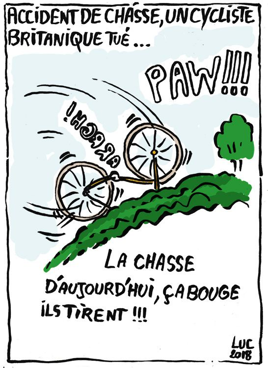 #Chasse #chasseurs #accident #tiresurtoutcequibouge