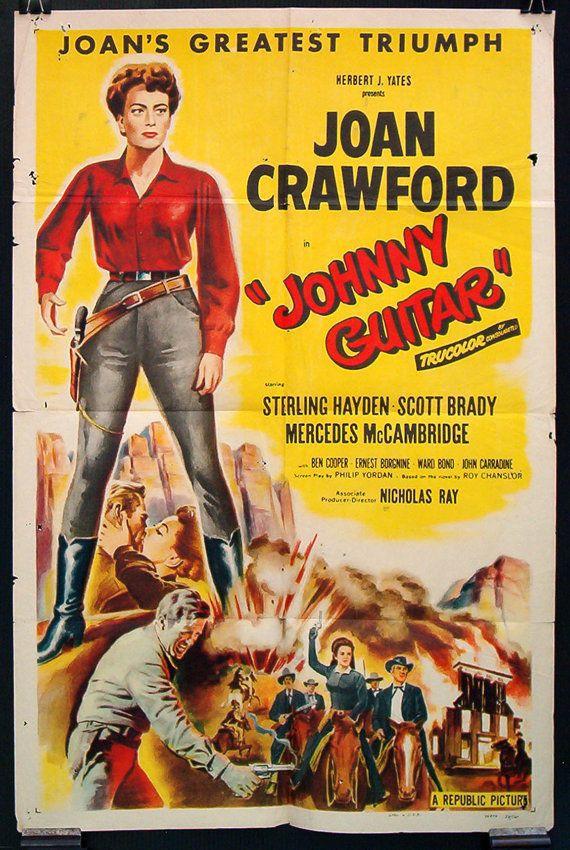 Johnny Guitare : un western comme les autres ?