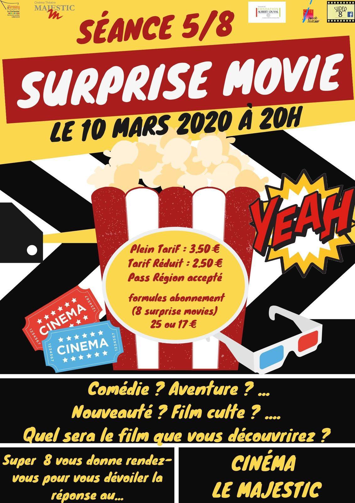 Surprise Movie 5/8 : les indices