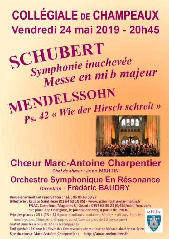 Concert à Champeaux