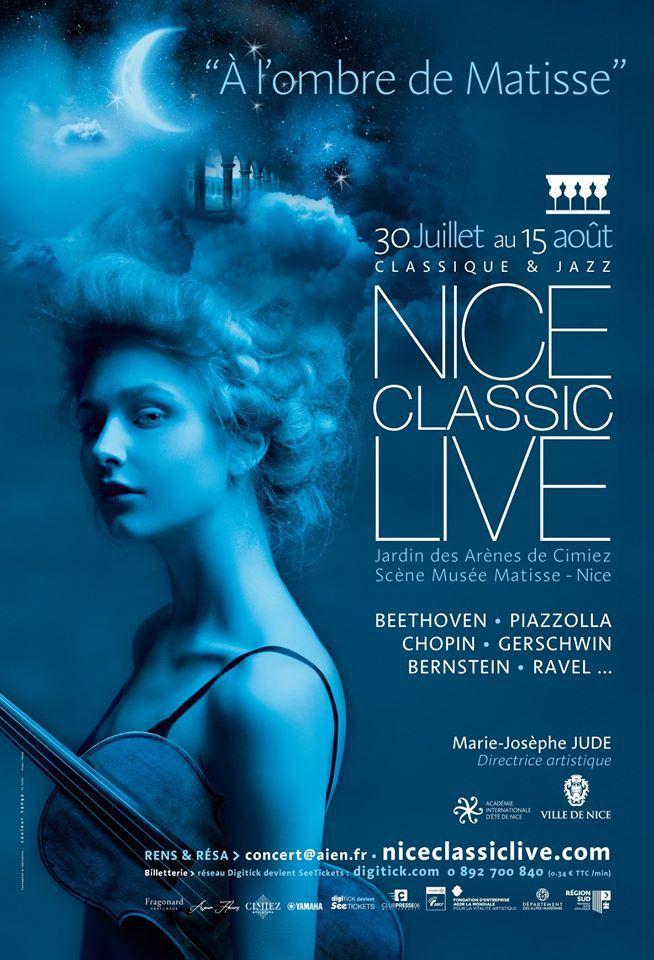 Festival NICE CLASSIC LIVE