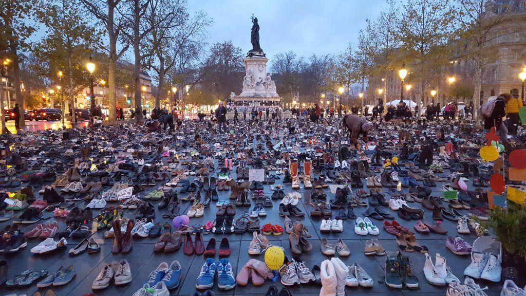 Paris, Marche Mondiale pour le climat