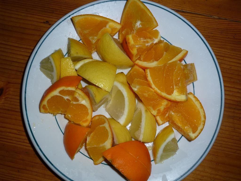 Le vin d'orange (variante)