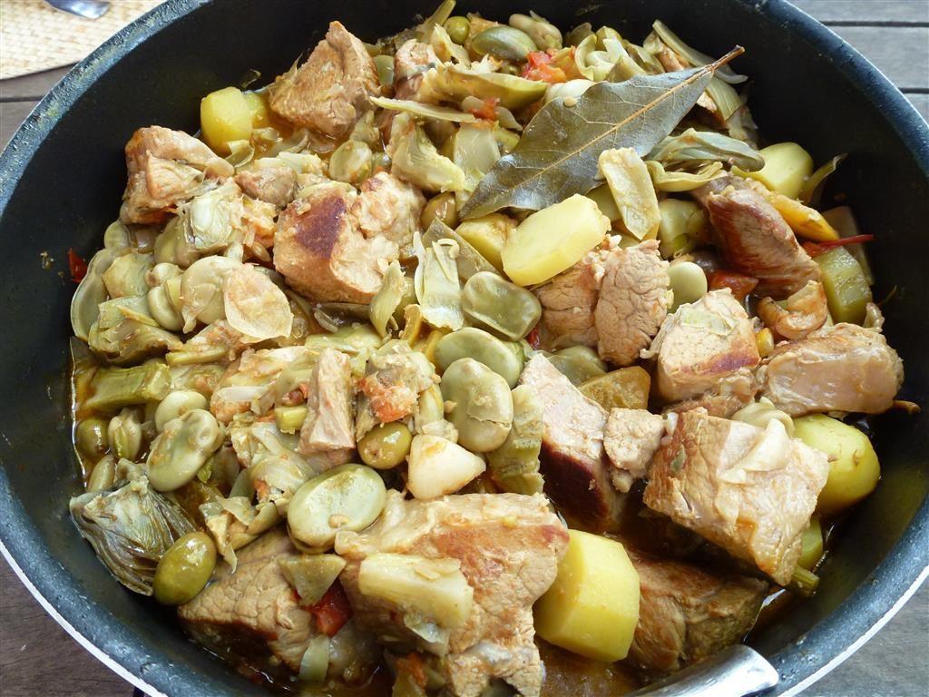 Sauté de veau au citron confit et aux légumes de printemps PAS à PAS...