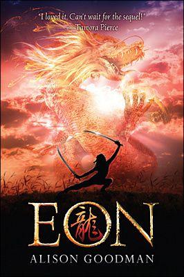Éon et le douzième dragon d'Alison Goodman