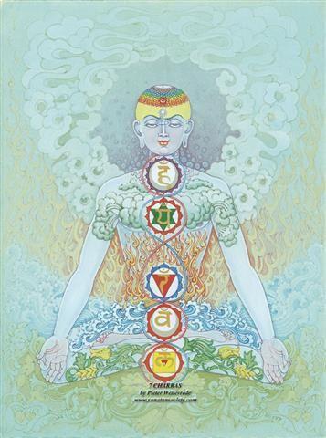 Les Chakras, des centres d'énergie méconnus qui veillent sur notre santé