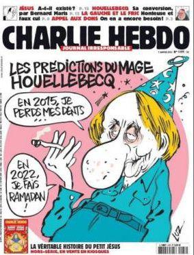 Charlie Hebdo...c'est impossible de résumer un demi-siècle d'histoire du journal