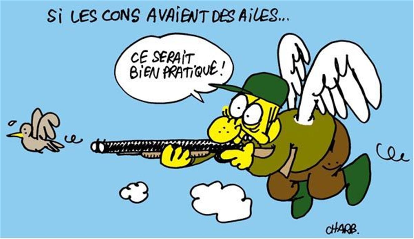 Hommage à Charb...délibérément provoquant