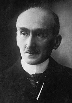 Henri Bergson en 1927