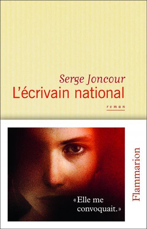 L'écrivain national / Serge Joncour