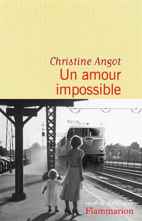 Un amour impossible / Christine Angot