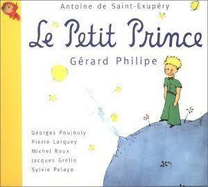 La première version du CD raconté par Gérard Philippe est paru en 1954