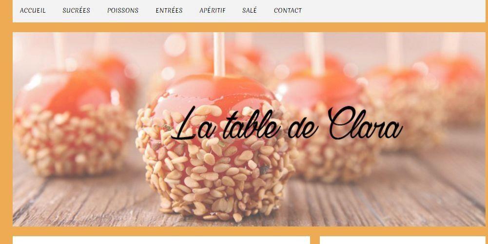 Blogs cuisine que j'aime suivre !