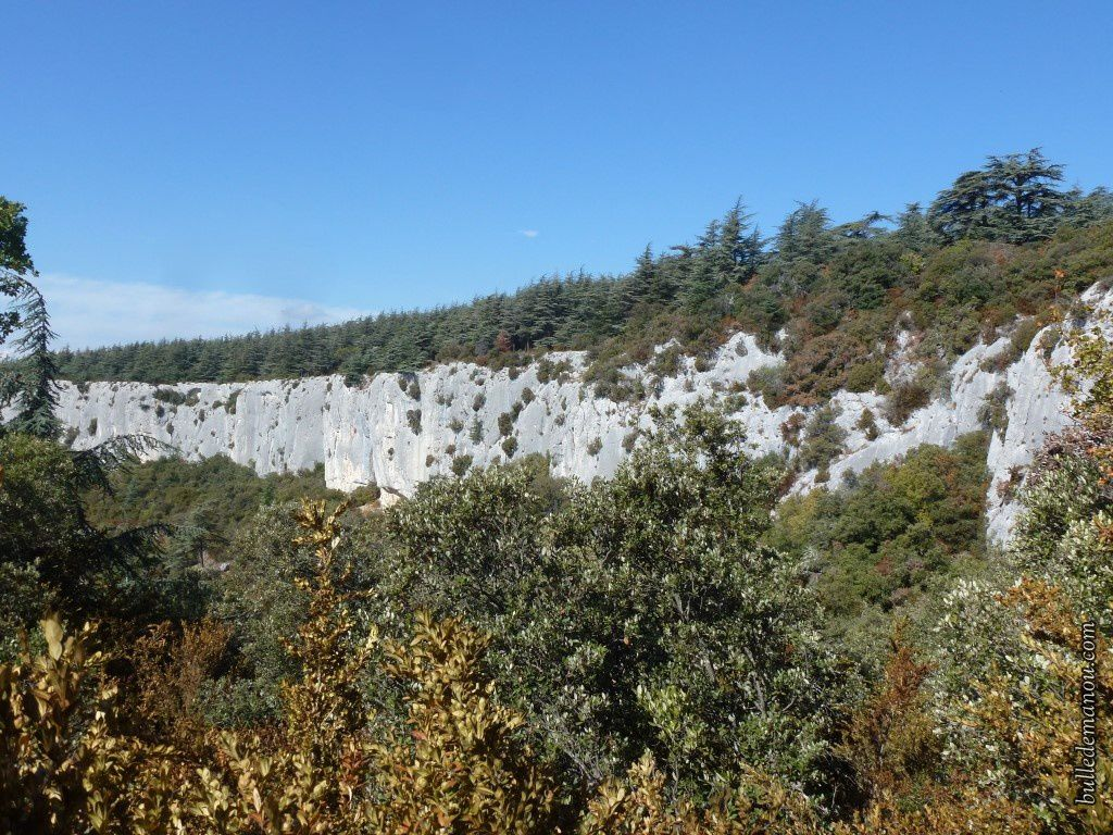 La Roque des Bancs
