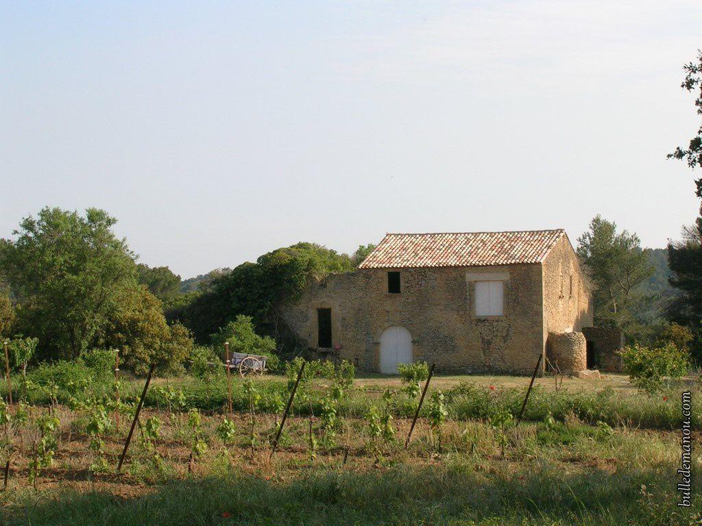 Deux fermes anciennes