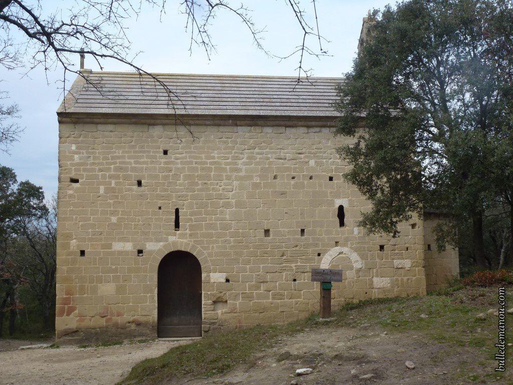 La chapelle Saint Denys de Calès