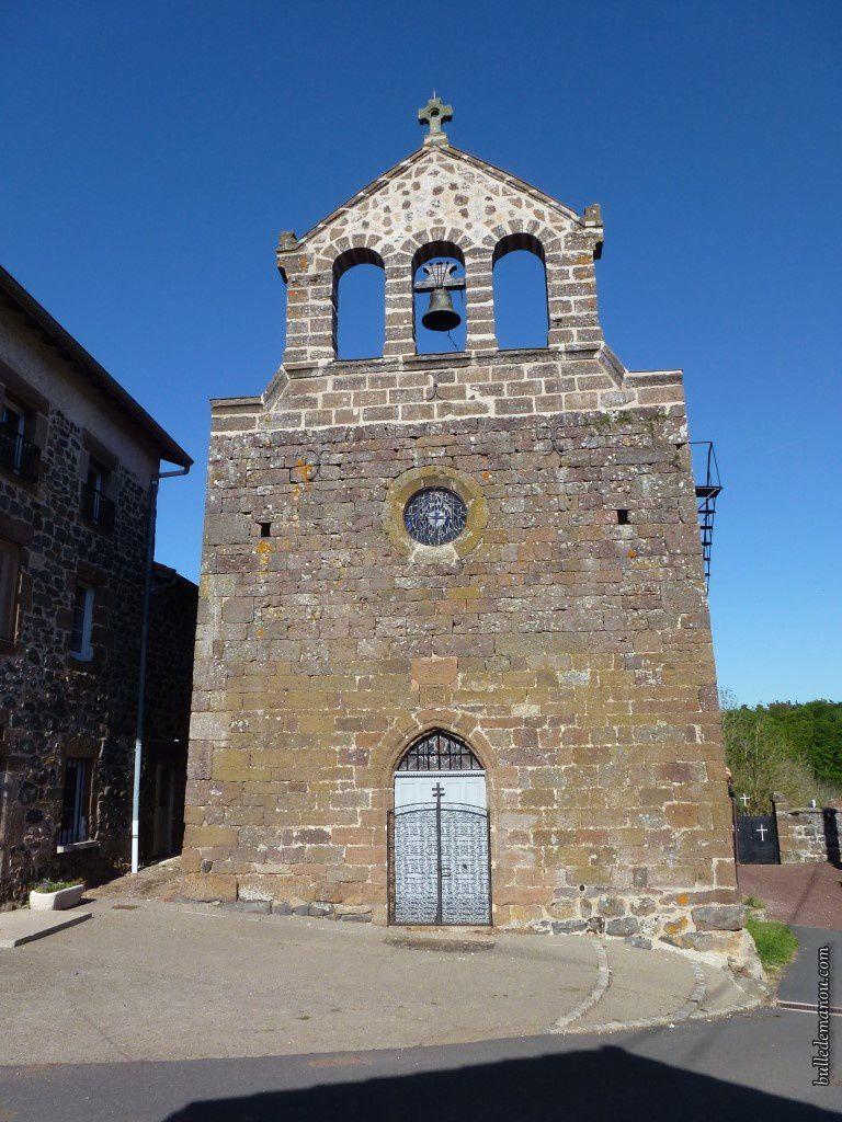 L'église Saint-Roch du Vernet (43)