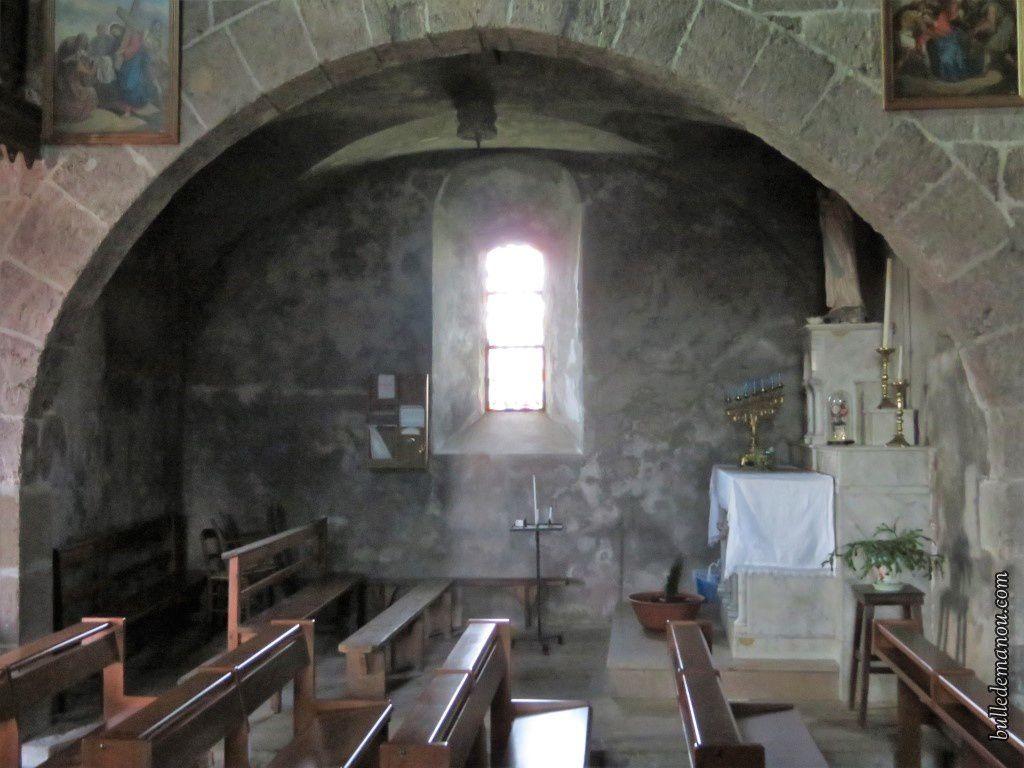Les chapelles latérales