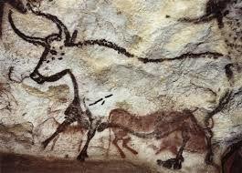 Un célèbre taureau de la grotte de Lascaux