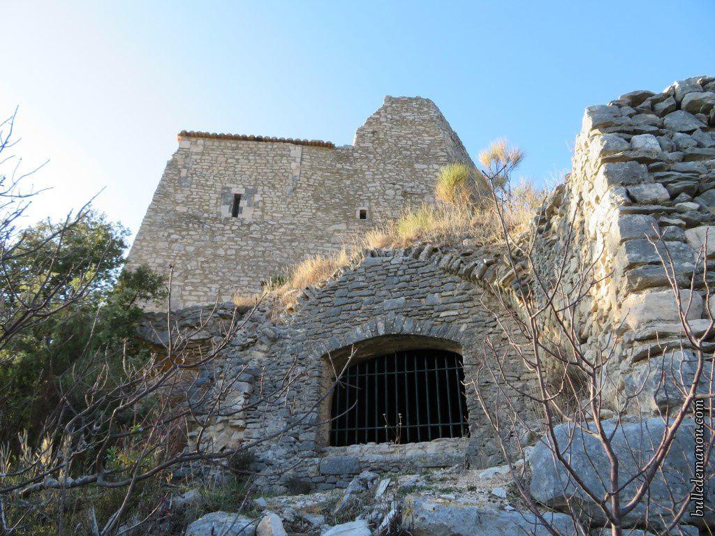 La grotte sépulcrale