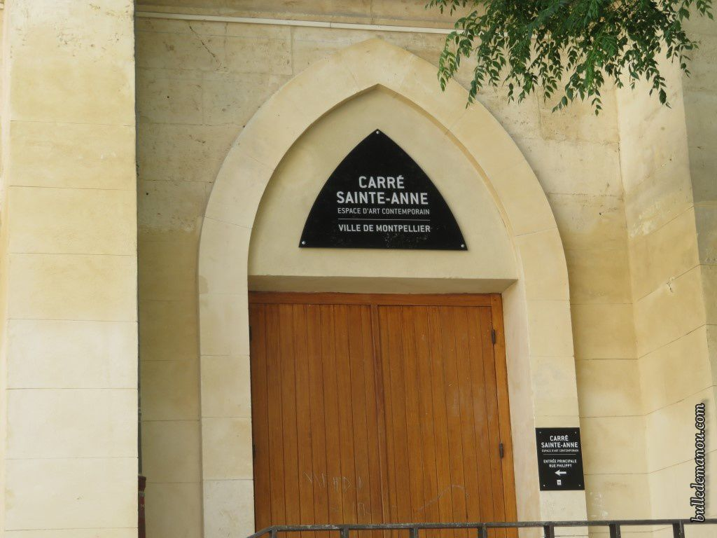 Le Carré Saint-Anne