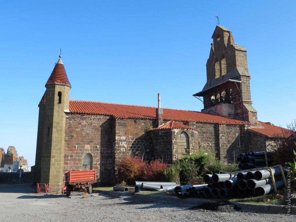 L'église de Solignac-sur-Loire (43)