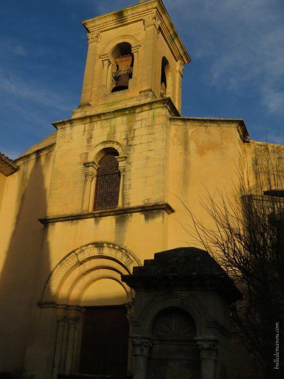 L'église Saint-André et Saint-Trophime