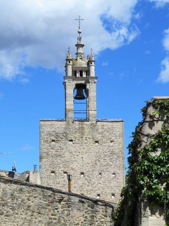 La Tour de l'horloge et sa porte