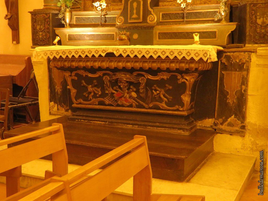 L'église paroissiale de Rognes (2) / Balade dans les Bouches-du-Rhône