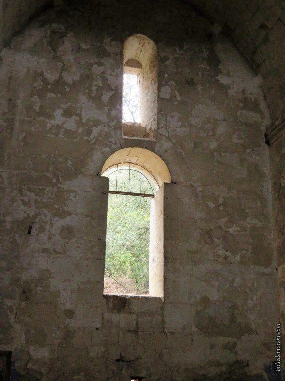 Les ouvertures de la nef