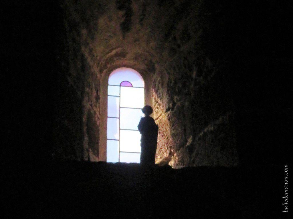Les ouvertures de la chapelle