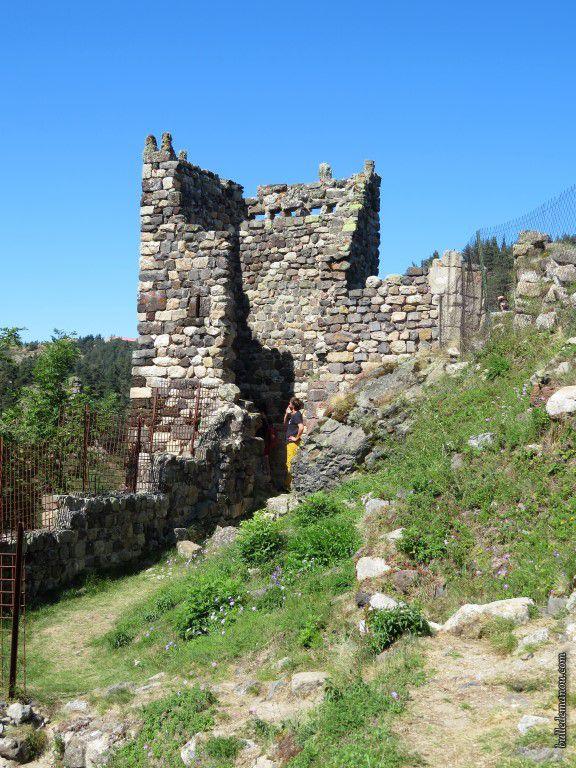 La tour des latrines