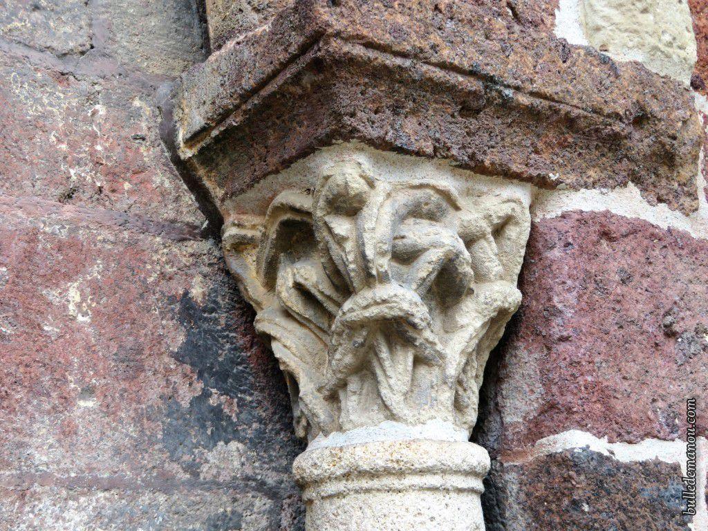 La façade sud et le portail
