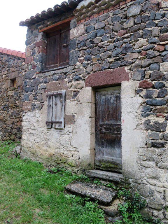 Quelques-unes des maisons anciennes du bourg