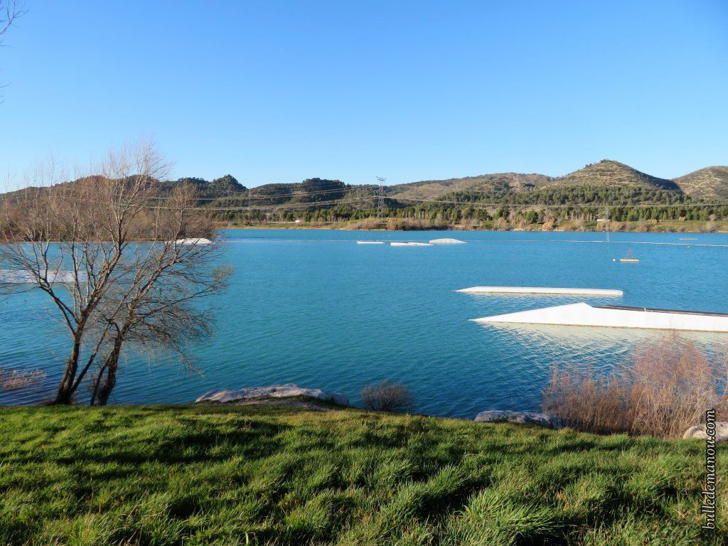 Vues sur le lac