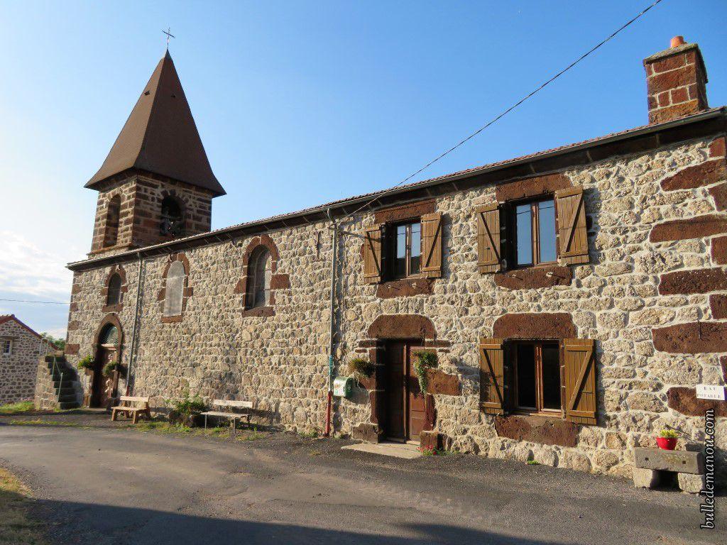 L'église de Champels