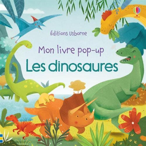 les dinosaures mon livre pop up jeux tu lis. Black Bedroom Furniture Sets. Home Design Ideas