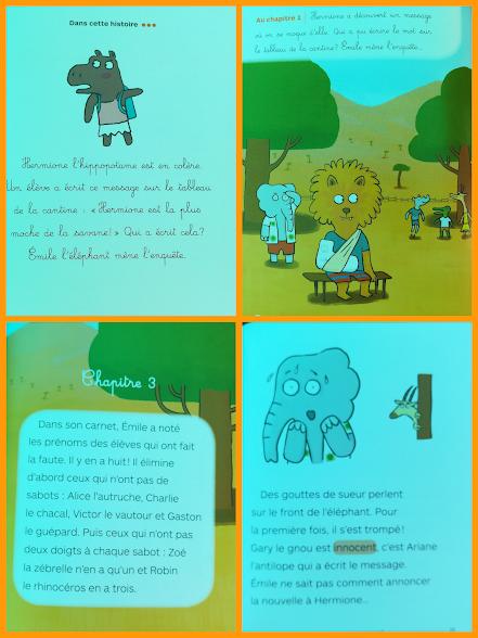 Mes premiers romans Larousse (CP et CE1)