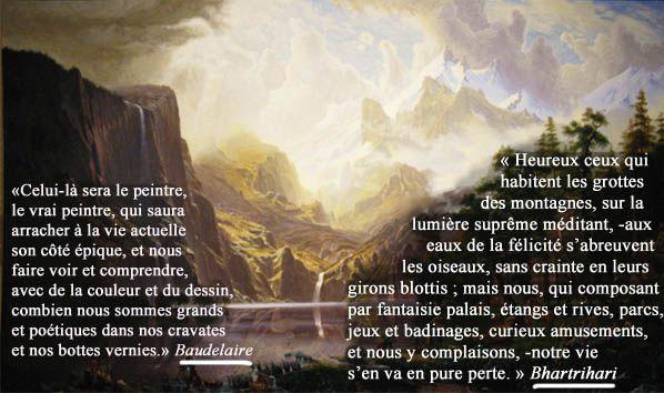 Baudelaire-bhartrihari-poésie-inde