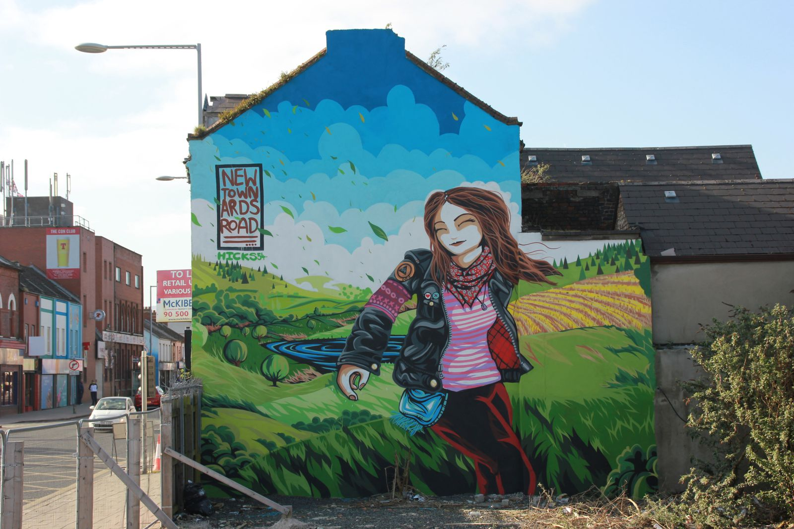 434) Newtownards Road, East Belfast