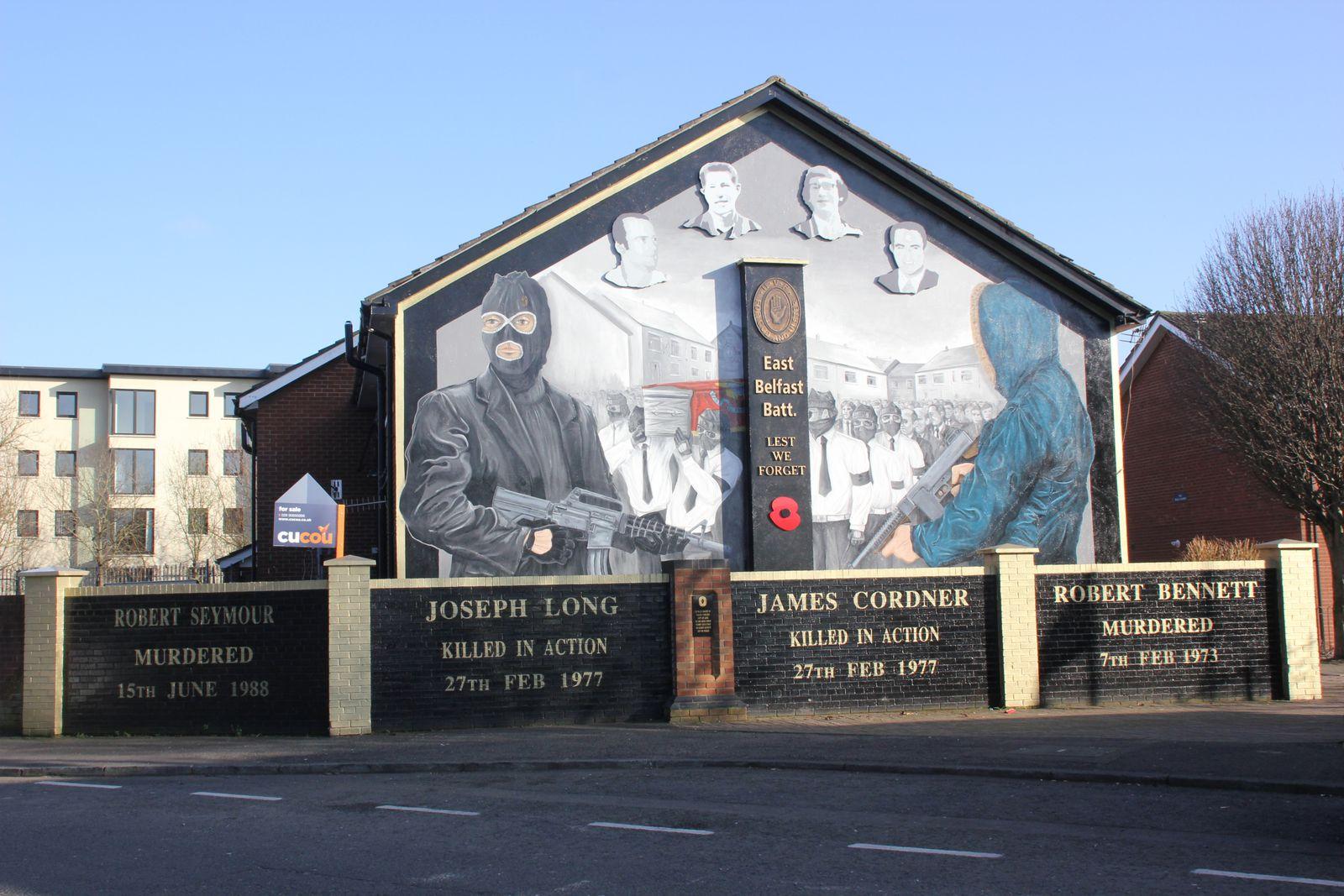 437) Ballymacarrett Road, East Belfast